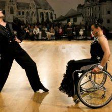 Para dejošanas sports attēls