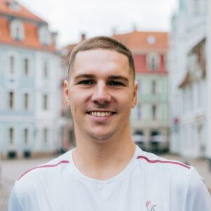 Personas portrets: Jurijs Semjonovs